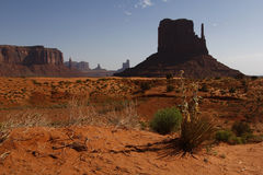 Valle del monumento, Utah, los E.E.U.U. Fotografía de archivo libre de regalías