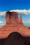 Valle del monumento, Utah, S Fotografie Stock