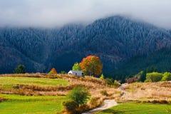 Valle del país Imágenes de archivo libres de regalías