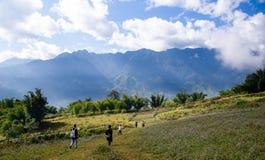 Valle del PA del Sa Fotografía de archivo