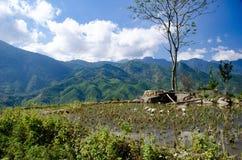 Valle del PA del Sa Imagen de archivo