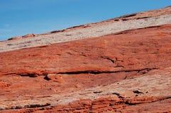 Valle del parque de estado del fuego, Nevada Fotografía de archivo libre de regalías