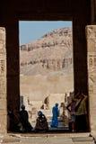 Valle del re, Egitto Fotografia Stock