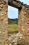 Valle del Turia Royalty-vrije Stock Fotografie