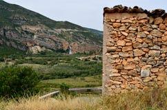 Valle del Turia Royalty Free Stock Photos