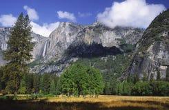 Valle del Yosemite dopo una tempesta Fotografie Stock Libere da Diritti
