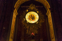 Valle della της Andrea Sant βασιλική, Ρώμη, Ιταλία Στοκ φωτογραφία με δικαίωμα ελεύθερης χρήσης
