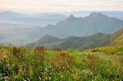 Valle della Tailandia Fotografie Stock Libere da Diritti