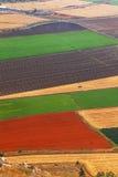 Valle di agricoltura Fotografie Stock Libere da Diritti
