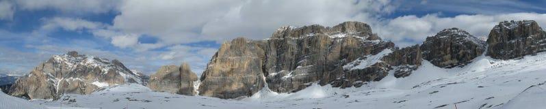 Valle di Armentarola - Italia Fotografie Stock Libere da Diritti