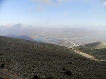 Valle di Beit Shean fotografie stock