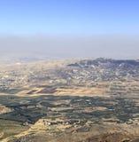 Valle di Beqaa, Libano Immagini Stock