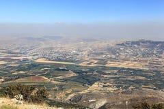 Valle di Beqaa, Libano Immagine Stock Libera da Diritti