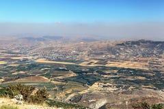 Valle di Beqaa, Libano Fotografie Stock