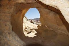 Valle di fuoco, Nevada Fotografia Stock