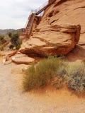Valle di fuoco, Nevada immagini stock libere da diritti