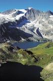 Valle di Gran Paradiso - Italia Fotografia Stock Libera da Diritti
