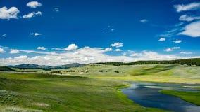 Valle di Hayden Fotografia Stock