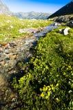 Valle di Hlinska Immagini Stock