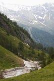 Valle di Koednitz nel Tirolo, Austria Fotografia Stock