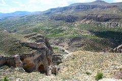 Valle di Levent Immagine Stock