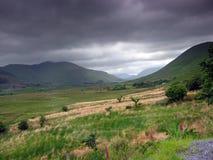 Valle di Mam Fotografie Stock