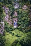 Valle di Mnikowska in Polonia immagine stock