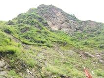 Valle di Mughal Strada-Kashmir Immagini Stock