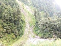 Valle di Mughal Strada-Kashmir Immagine Stock Libera da Diritti
