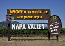 Valle di Nappa Fotografia Stock Libera da Diritti