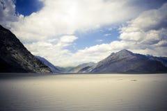 Valle di Nubra, Ladakh, Kashmir. Fotografia Stock Libera da Diritti