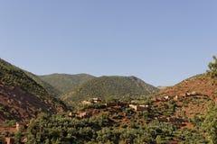 Valle di Ourika Immagini Stock Libere da Diritti