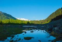 Valle di Portage immagine stock libera da diritti