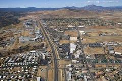 Valle di Prescott fotografia stock