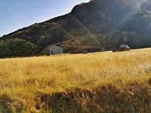 Valle di Rees Fotografia Stock