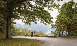 Valle di Shenandoah fotografia stock libera da diritti