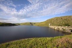 Valle di slancio Fotografia Stock