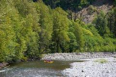 Valle di Squamish Fotografia Stock