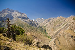 Valle di Tamingen Immagini Stock Libere da Diritti