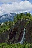 Valle di Vannino, Piemonte - Italia Fotografia Stock