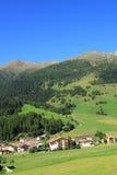 Valle di Venosta Immagini Stock