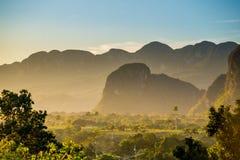 Valle di Vinales, Cuba immagini stock