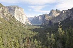 Valle di Yosemite Immagini Stock Libere da Diritti