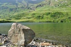 Valle Dzitaku del lago Imagen de archivo