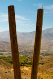 Valle Elqui, Chile Stock Photo