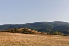 Valle en la Crimea Imagen de archivo libre de regalías
