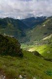 Valle eslovaco. Imagen de archivo libre de regalías
