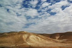 Valle giordaniana, 1 Fotografia Stock