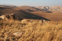 Valle giordaniana, 11 Fotografie Stock