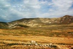 Valle giordaniana, 2 Fotografia Stock